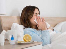 ile trwa przeziębienie